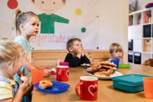 Unsere Eltern-Kind-Gruppen sind wieder geöffnet!
